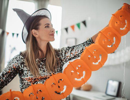 Idee trucco e decorazioni per Halloween