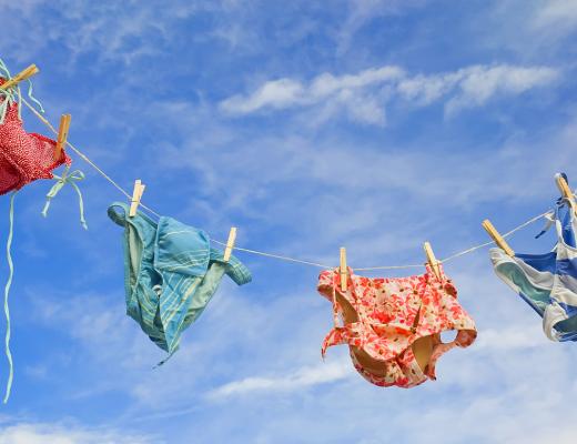 Come lavare i costumi