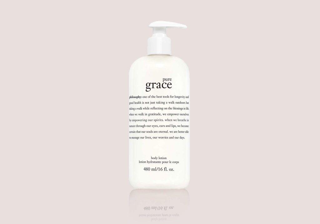 Crema corpo Philosophy Pure Grace